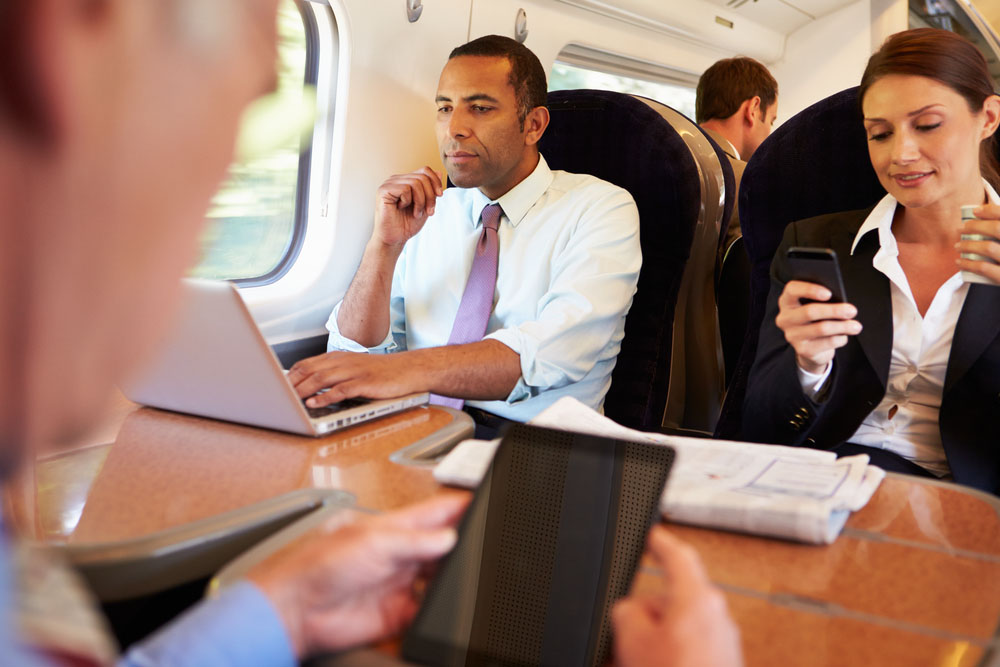 International Mobile Broadband for Business Travellers