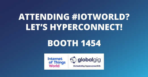 Are you attending IoT World