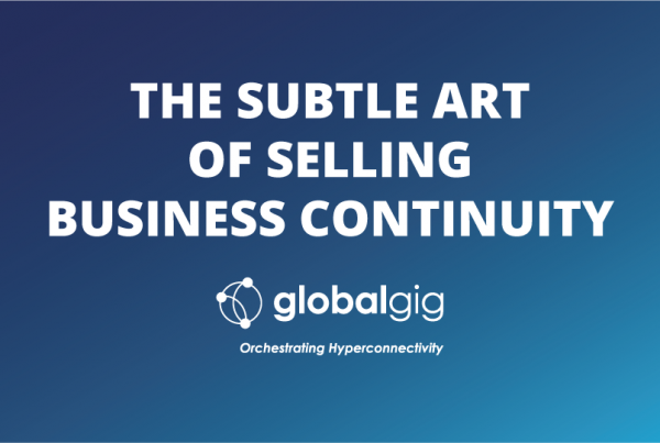 The Subtle Art of Selling Business Continuity@2x